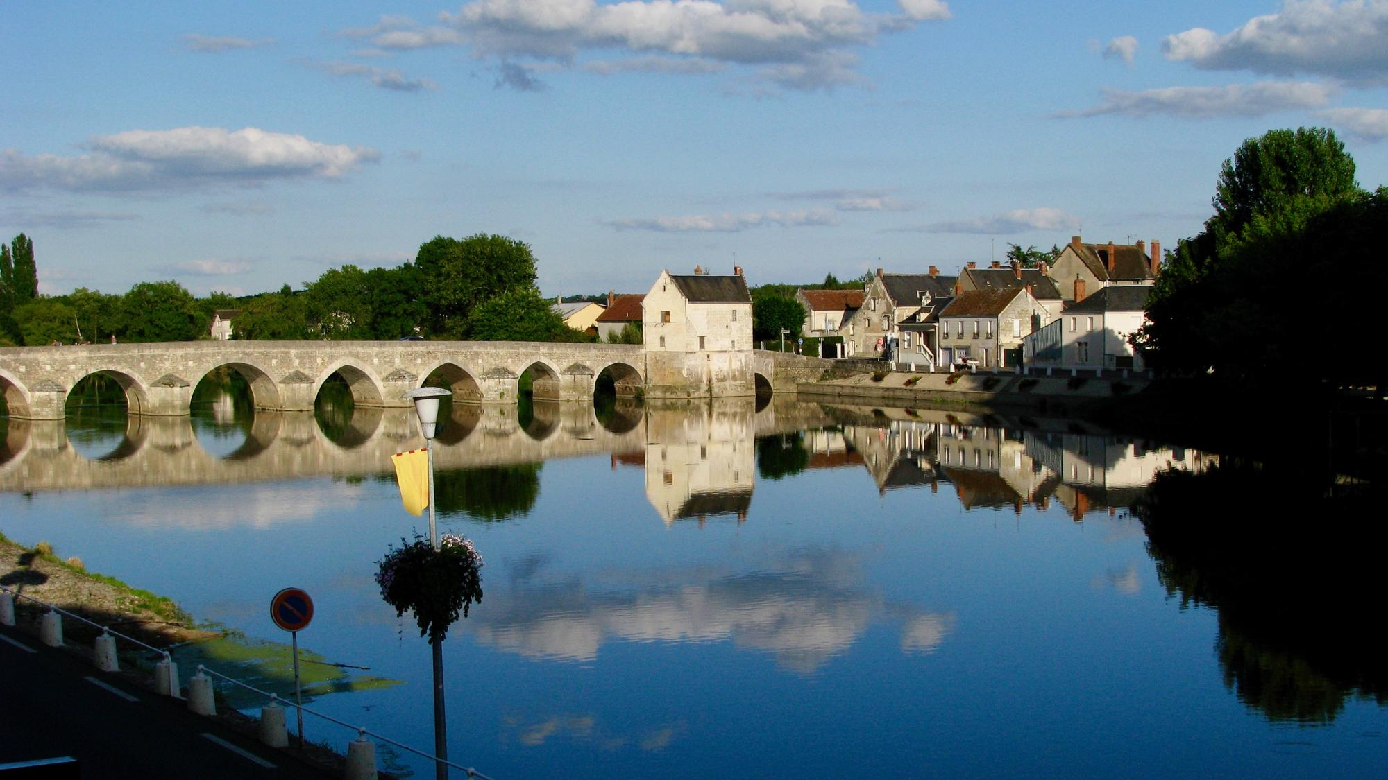 Campsites in Cher | Best Camping in Cher, France