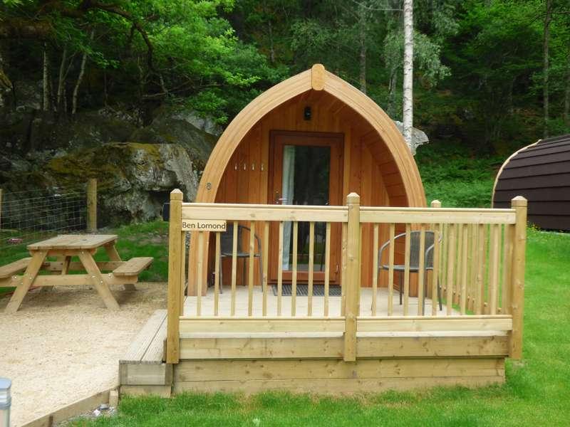 Ben Lomond - Standard Eco Lodge