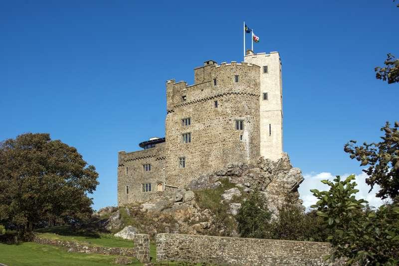 Roch Castle Roch Pembrokeshire SA62 6AQ