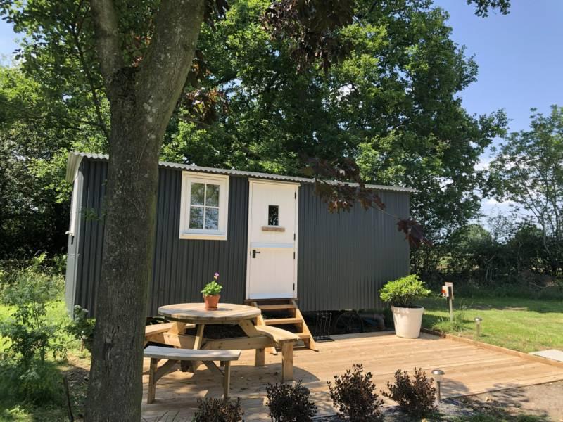 Popeye - Shepherd Hut