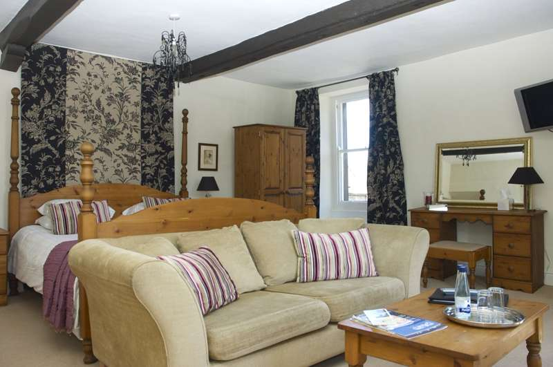 Charles Cotton Hotel Hartington, Derbyshire SK17 0AL