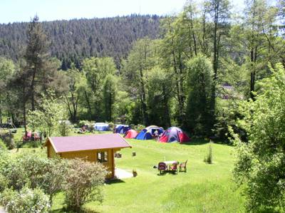 Müllerwiese Campsite Müllerwiese, Family Erhard Goldberg, Hirschtalstrasse 3, D-75337 Enzklösterle, Germany