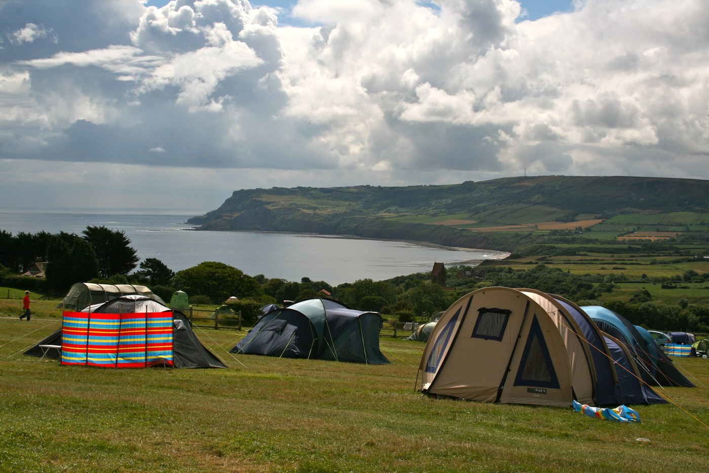 Campsites in the North East