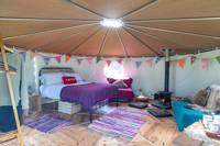Idris Pop-Up Yurt