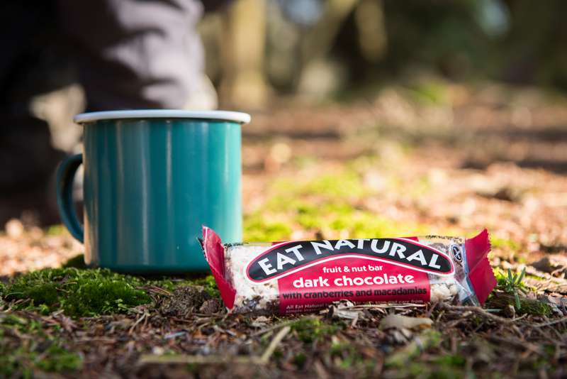 Enjoy free Eat Natural goodies when you book a holiday on coolcamping.com