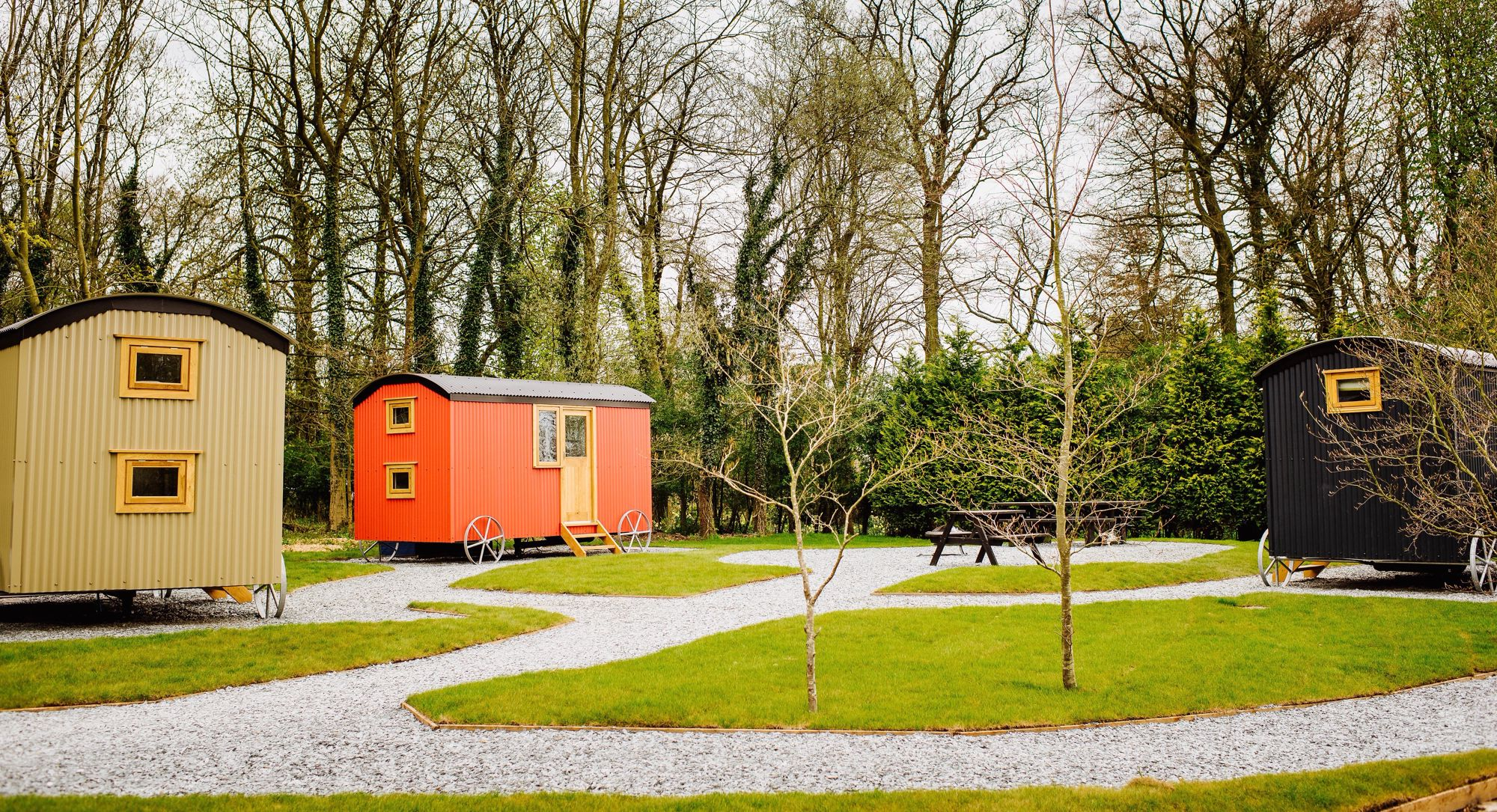 Glamping Sites Open All Year