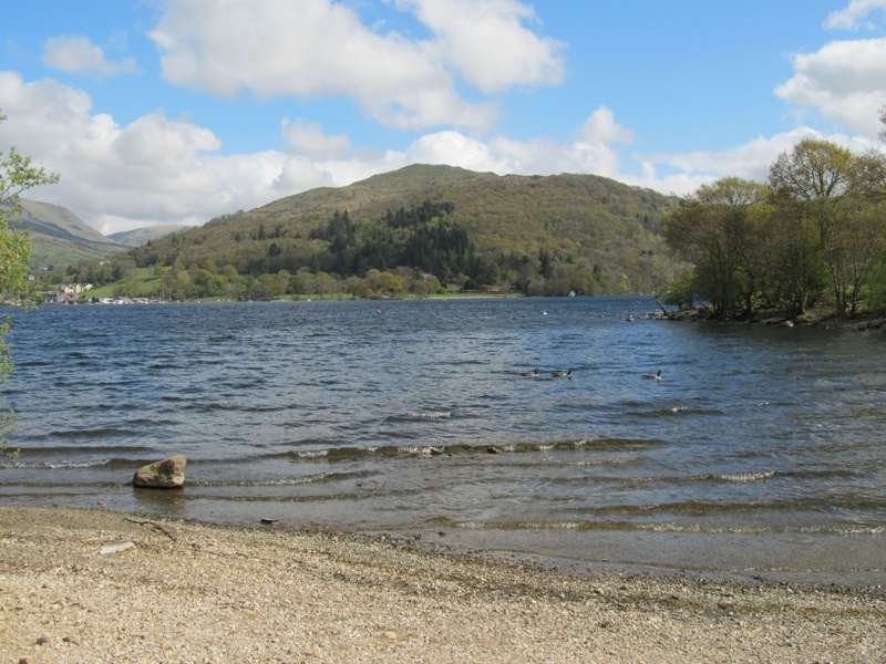 Low Wray Campsite Low Wray Ambleside Cumbria  LA22 0JA