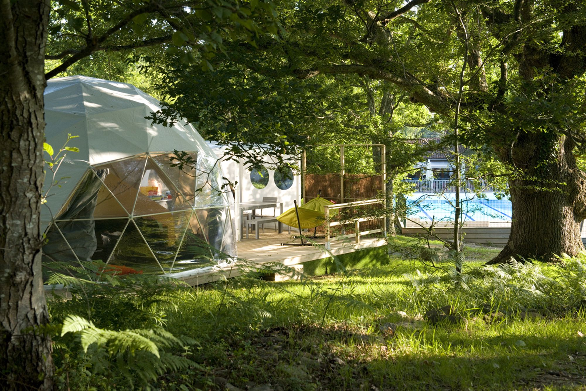 Win A French Glamping Getaway