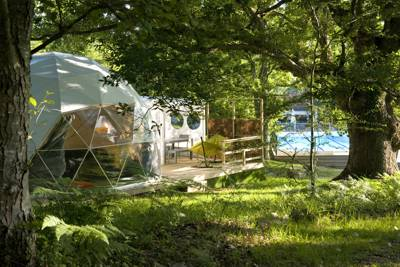 Win a French glamping getaway!