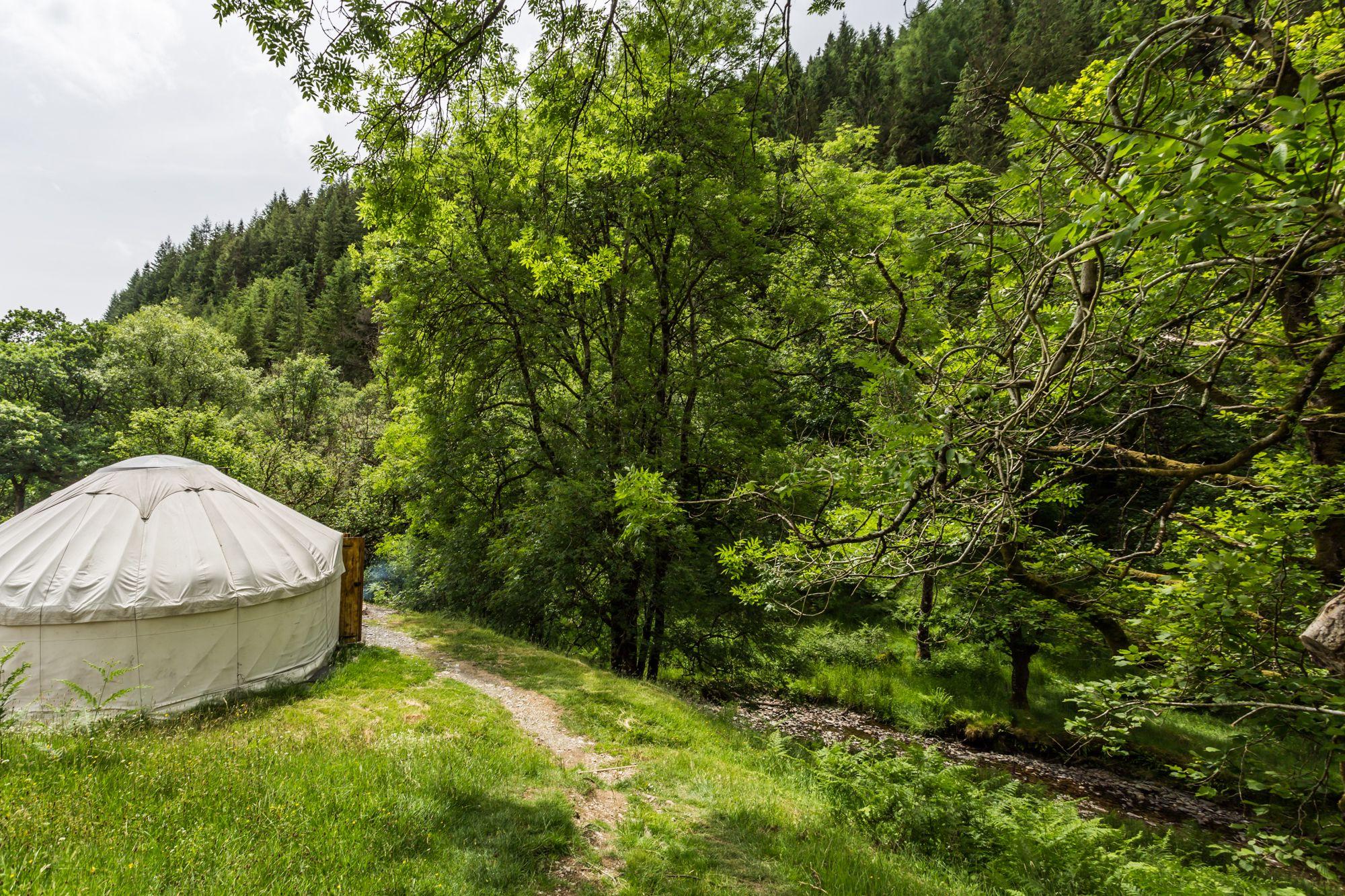 Eco Retreats Forest Retreat