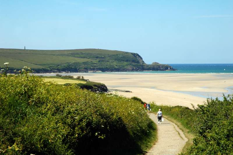 Walk from Padstow to Gunver Head
