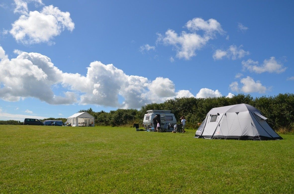 Campsites in Wales