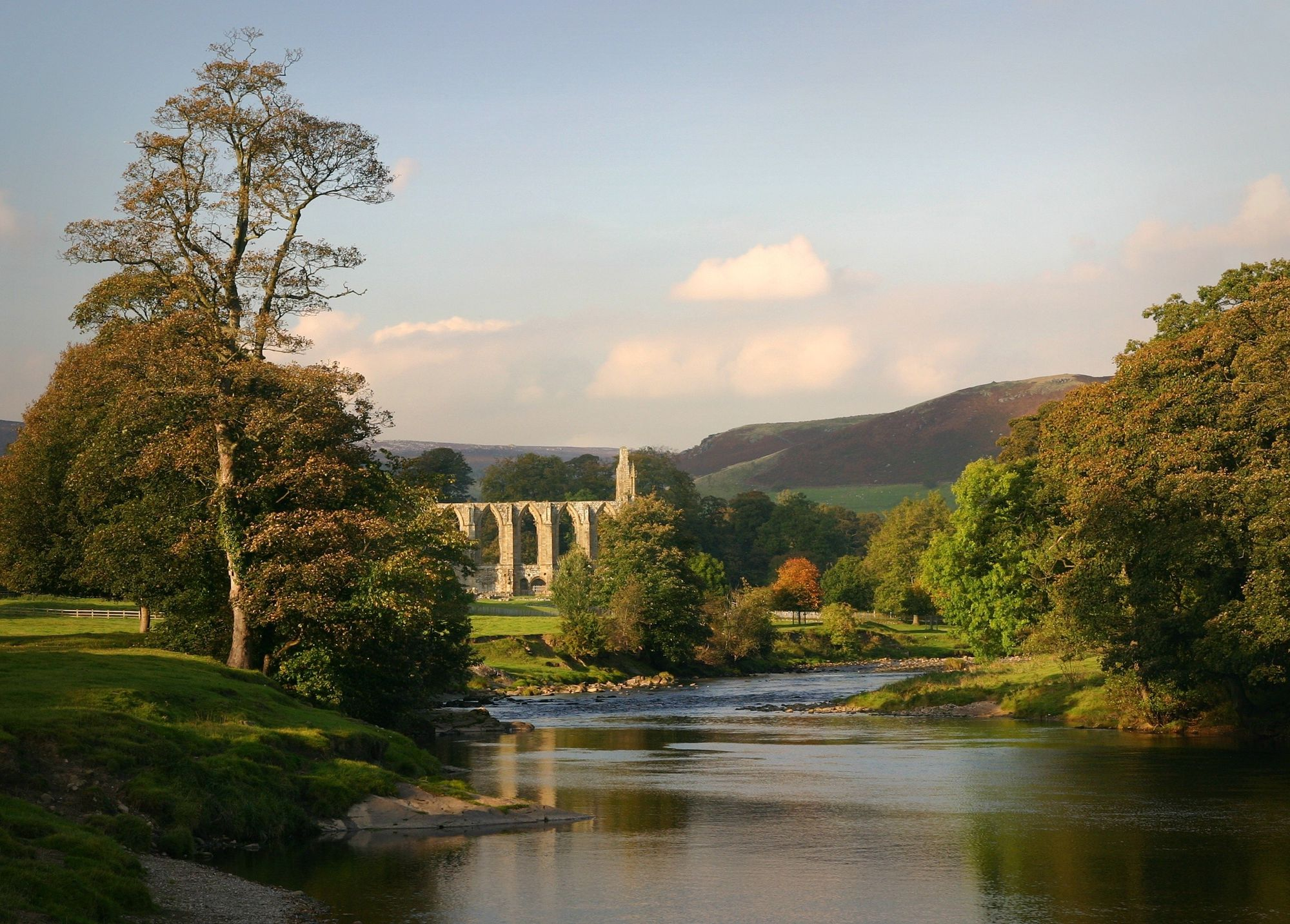 A new campsite on the edge of the Yorkshire Dales and a stone's throw from famous Bolton Abbey