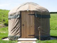 Shire Farm Yurt Village
