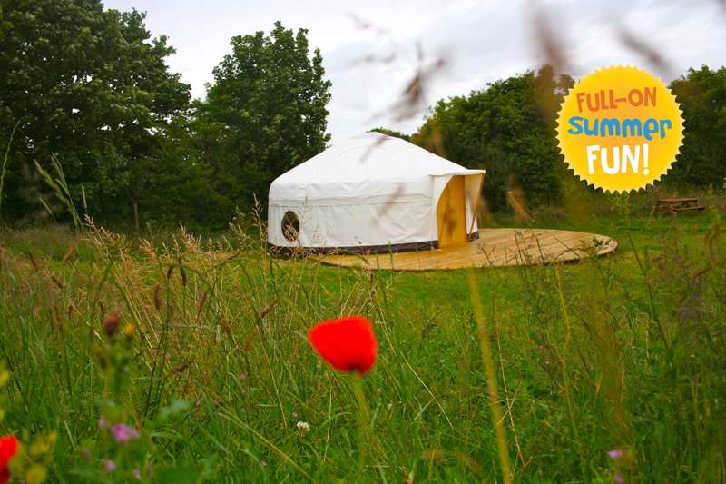 Win a Family Outdoors Experience in Cornwall!