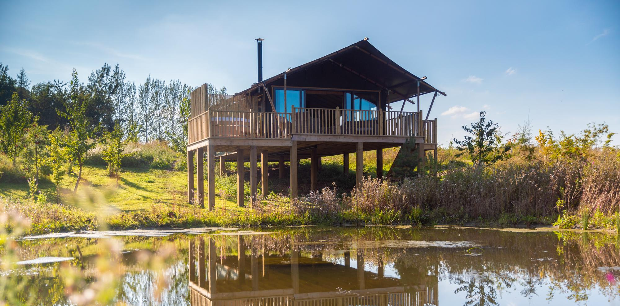 Glamping in Nottinghamshire holidays at Cool Places