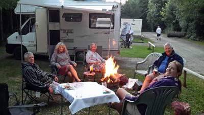 All year round campsites in Derbyshire & Peak District
