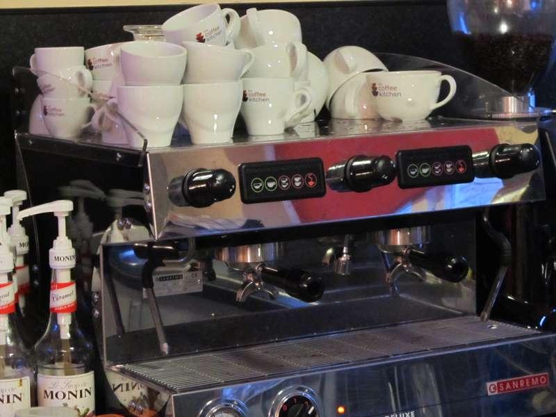 Coffee Kitchen