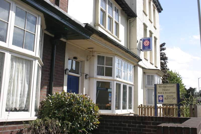 Wedgewood Guest House Norwich 42 Saint Stephens Road Norwich NR1 3RE