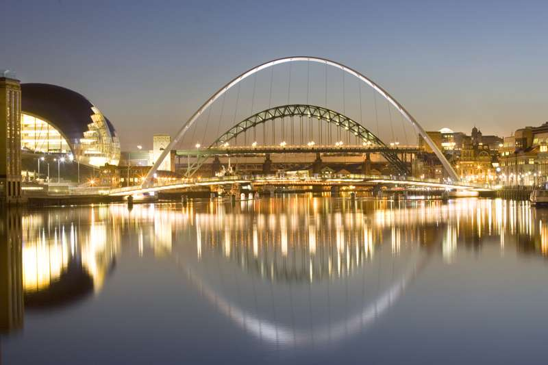 Win a Weekend Break in Newcastle!