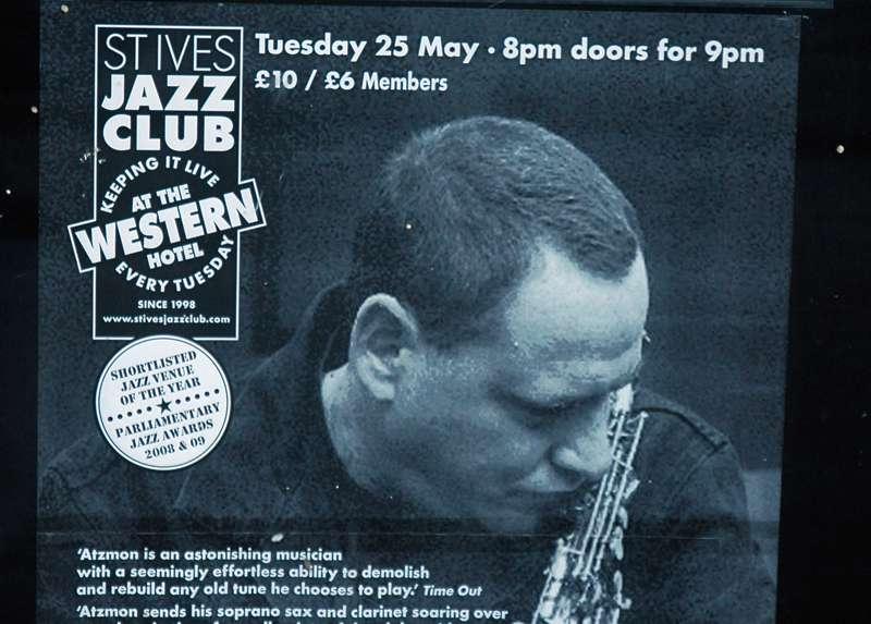 St Ives Jazz Club