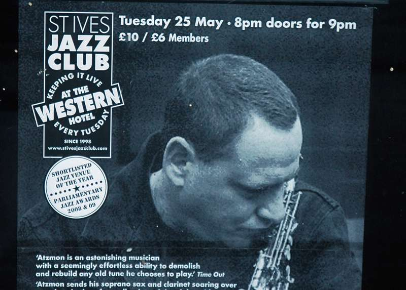 St Ives Jazz Club