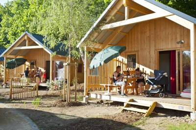 Camping de Strasbourg 9, rue de l'Auberge de Jeunesse, 67200 Strasbourg, Bas-Rhin, France