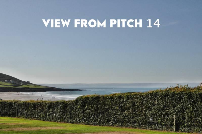 Pitch 14 - Grass Large (Size 15m x 6m)