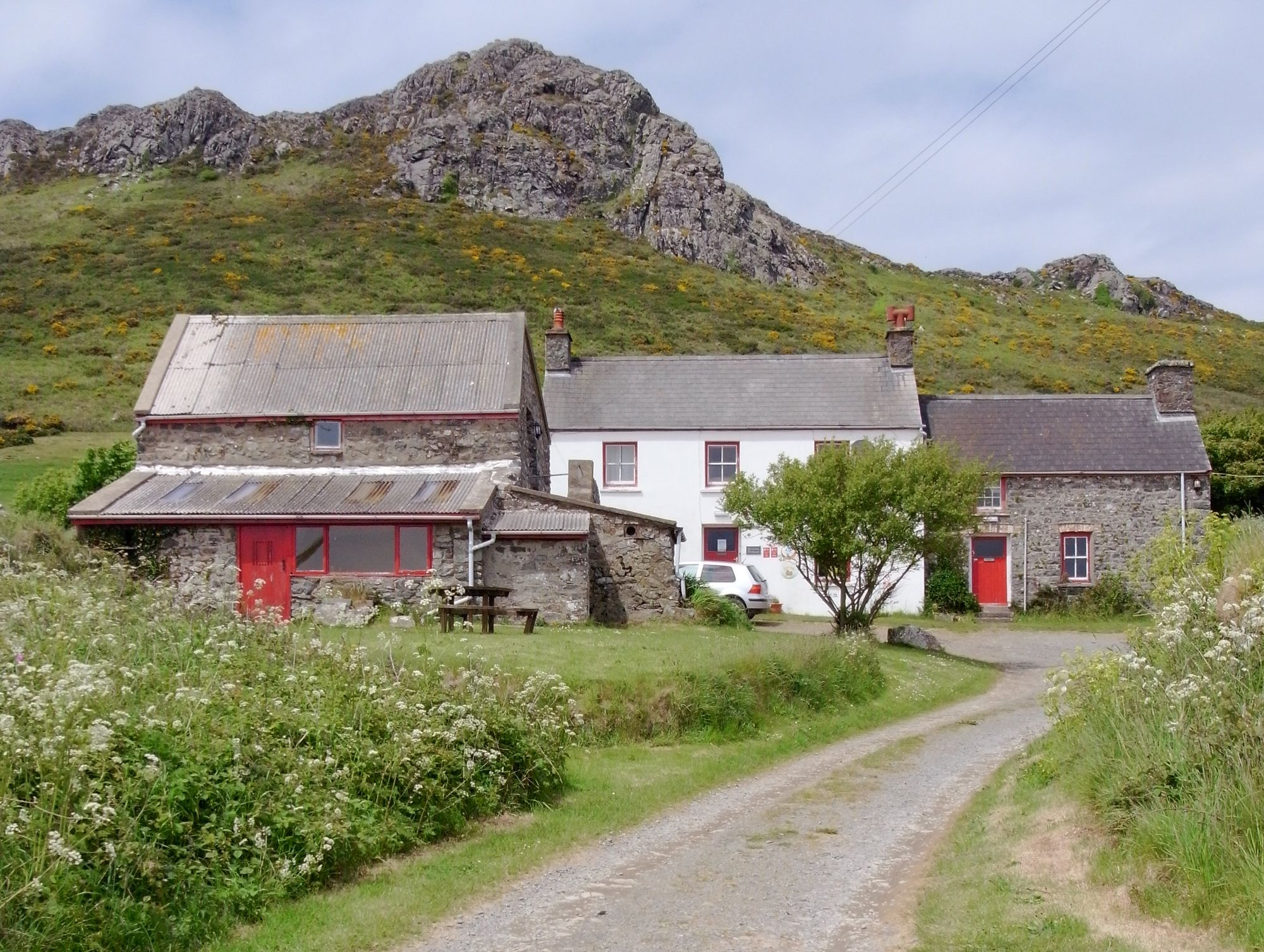 Hostels in South Wales holidays at Cool Places