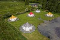 Lotus Bell Tent