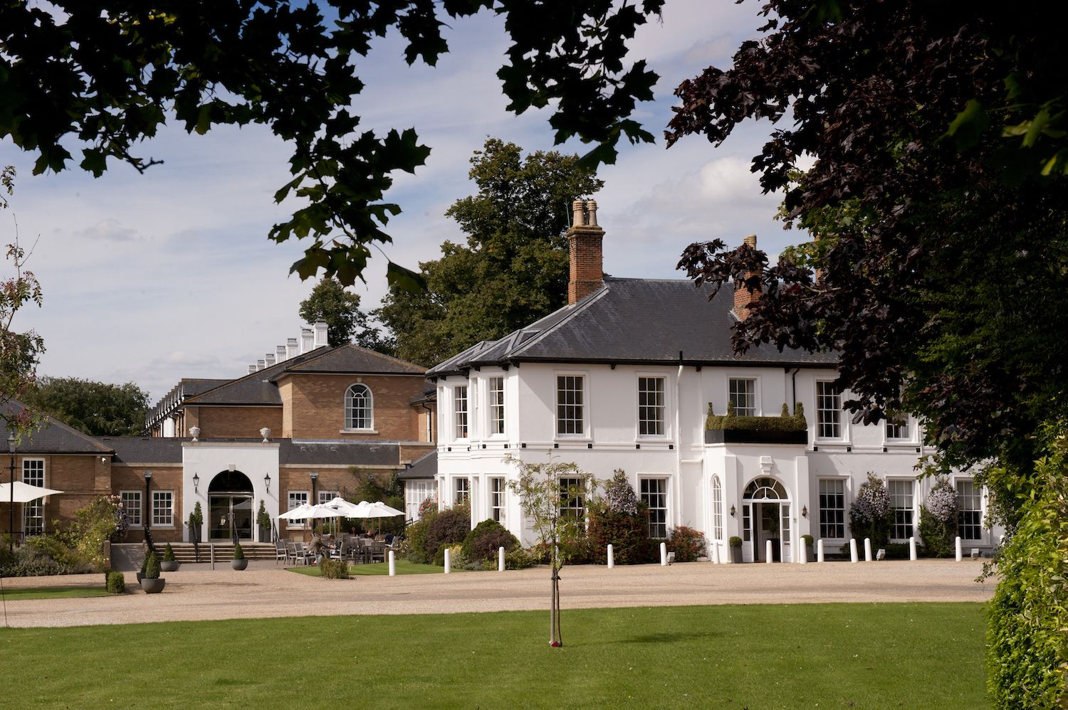 Bedford lodge hotel spa newmarket - Suffolk hotels with swimming pool ...