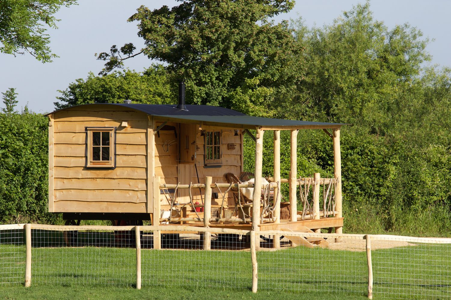 Glamping in Blandford Forum holidays at Cool Places
