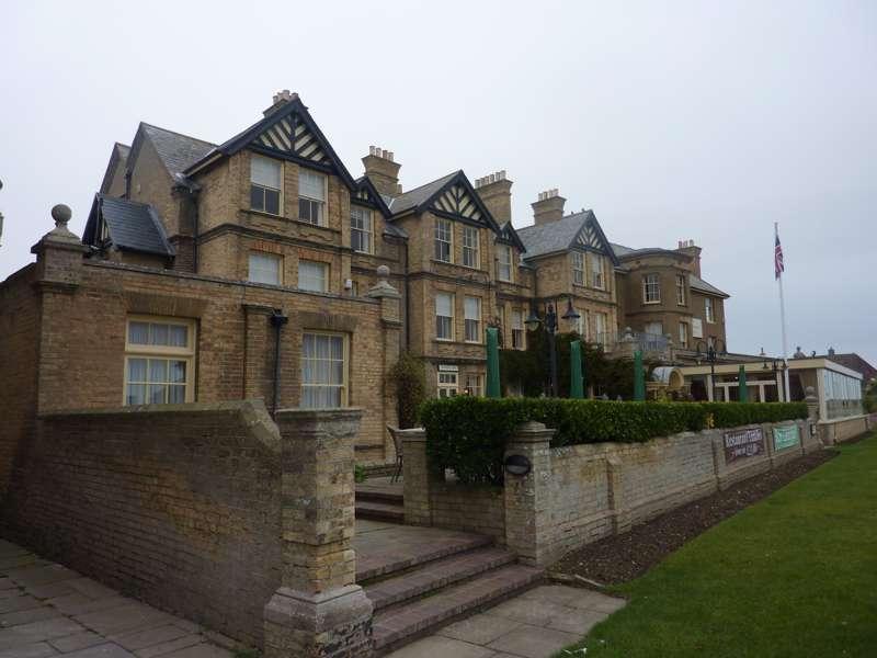 Wentworth Hotel Wentworth Road Aldeburgh IP15 5BD