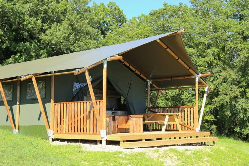 Safari Tent - Héron
