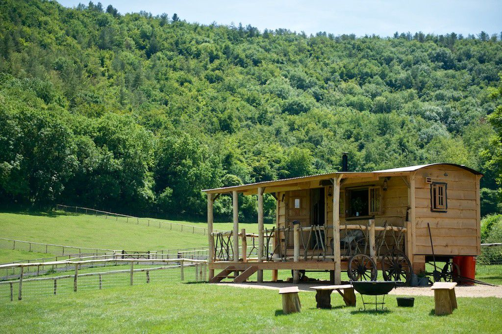Campsites in Dorset holidays at Cool Places