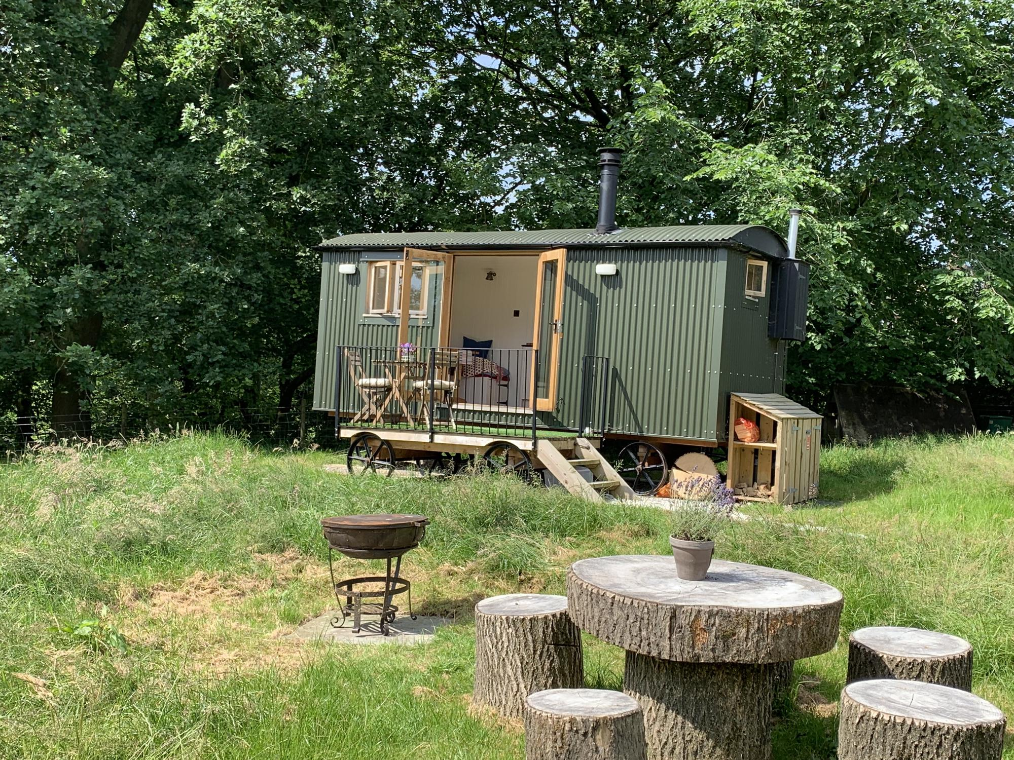Campsites in Cheshire holidays at I Love This Campsite