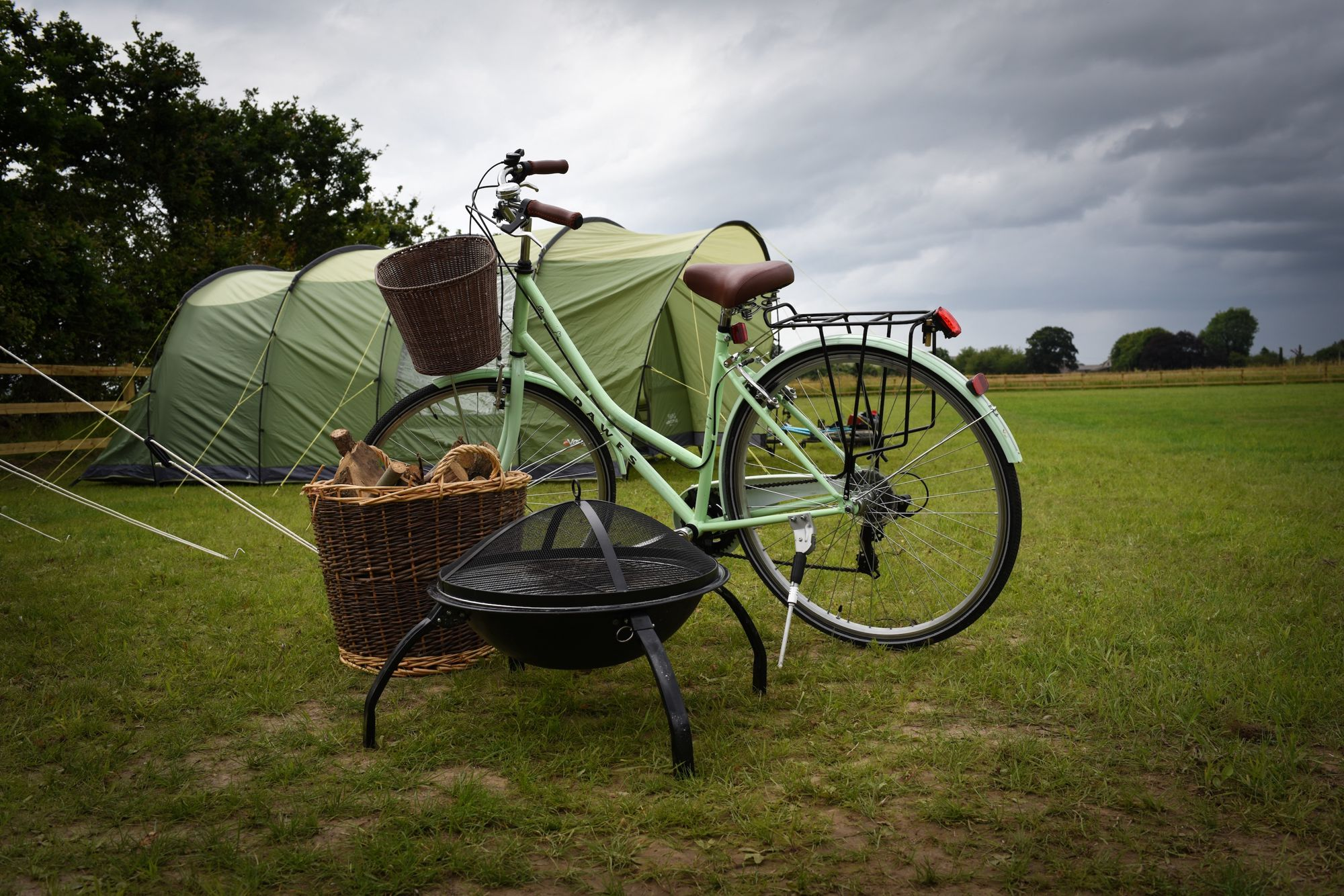 Campsites in North Walsham holidays at Glampingly