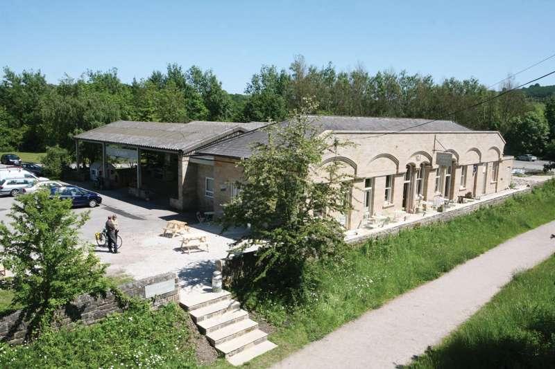 Hassop Station