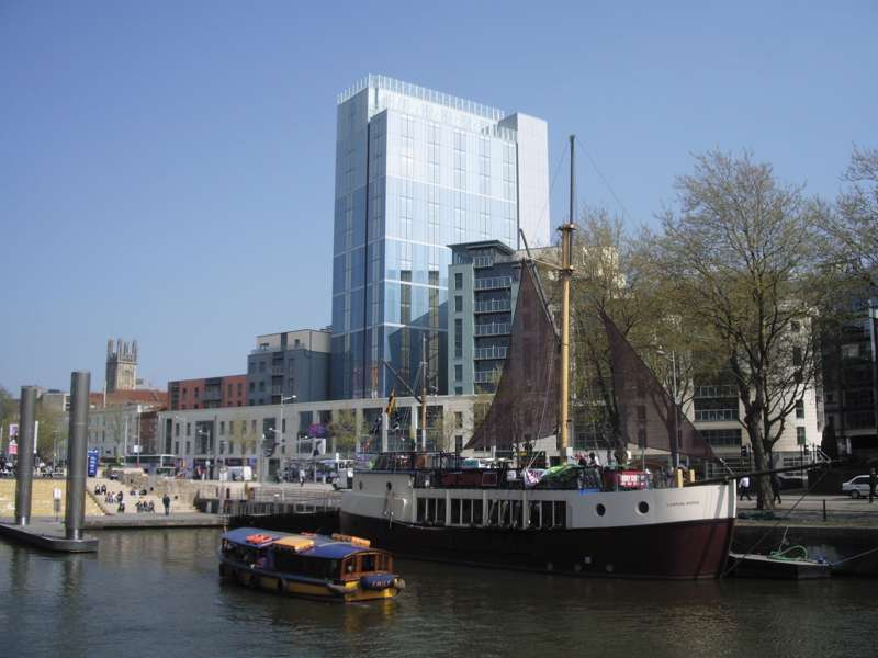 Radisson Blu Broad Quay, Bristol BS1 4BY