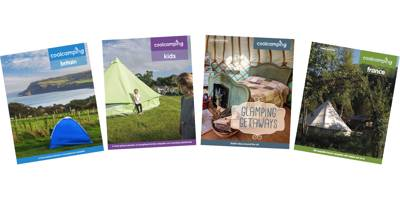 Cool Camping Book Giveaway: Leave a Review Now to Win