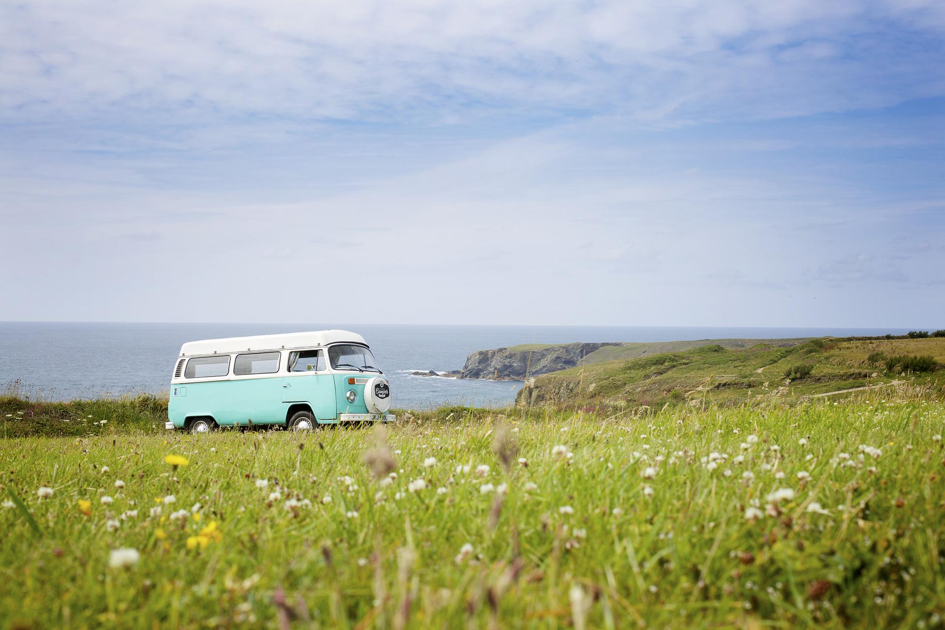 VW Campervan Hire - Vintage Vans