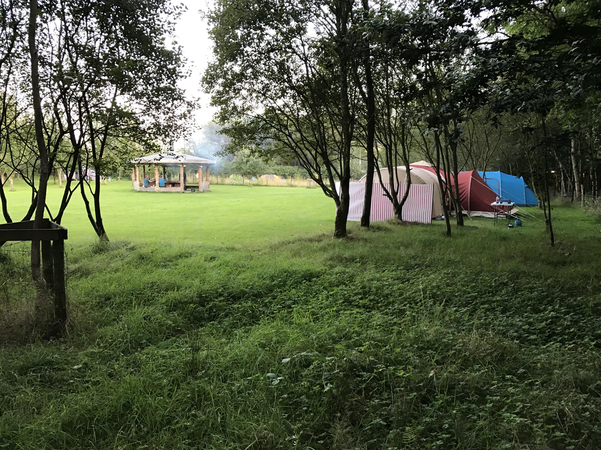 Campsites in Mid Wales holidays at I Love This Campsite