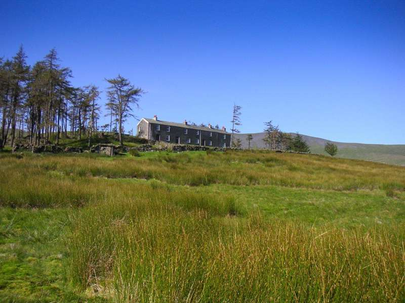 YHA Skiddaw Bunkhouse Bassenthwaite Cumbria CA12 4QX