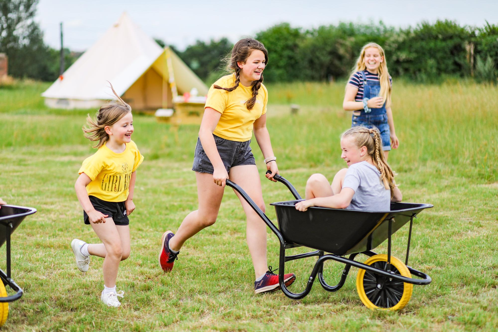 Glamping in Stourport – Cool Camping