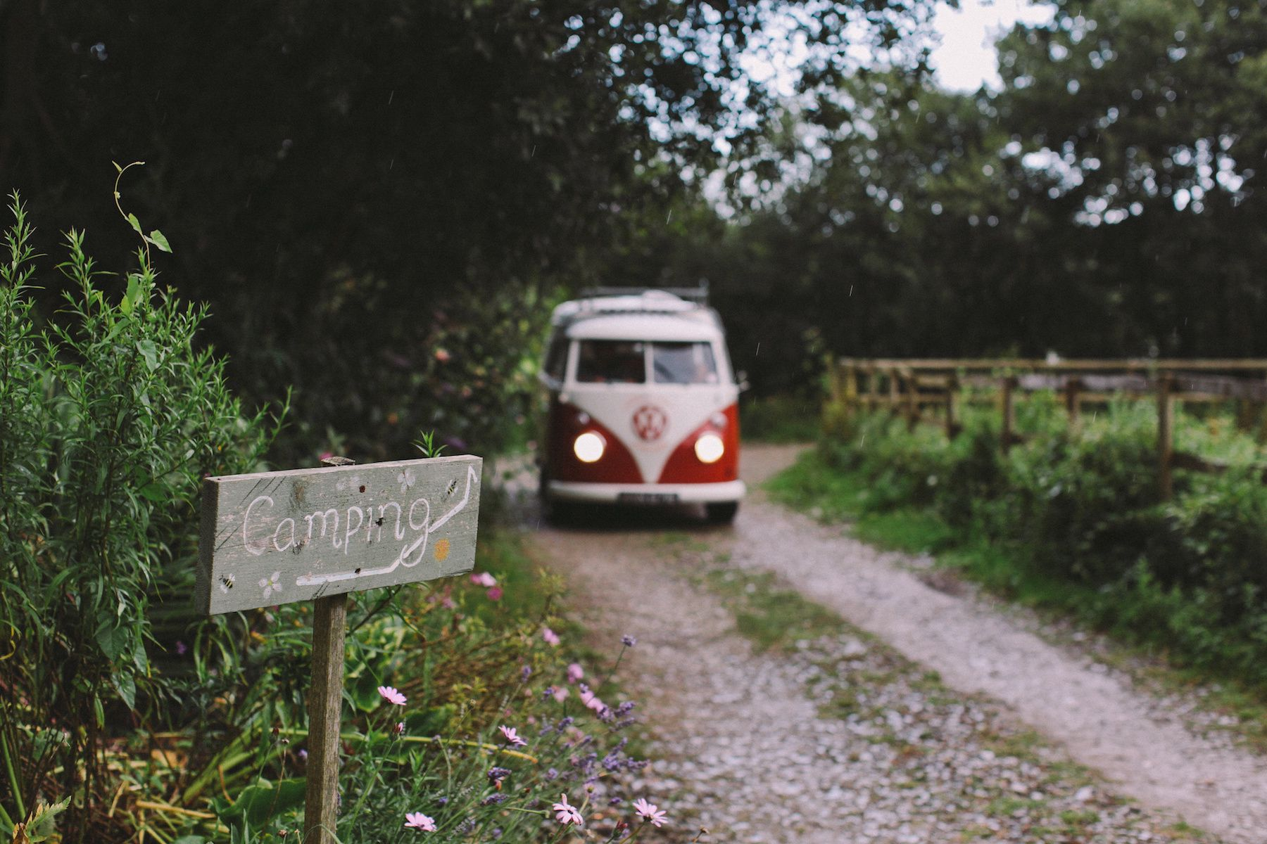 Campsites in St. Austell – Cool Camping