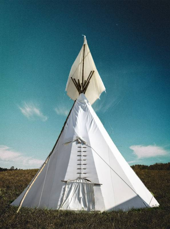 Two person tipi