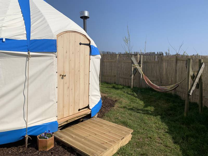 The Buzzard Yurt