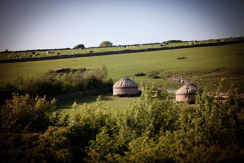 Glamping in Derbyshire