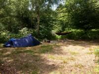 Faraway Tent Pitch