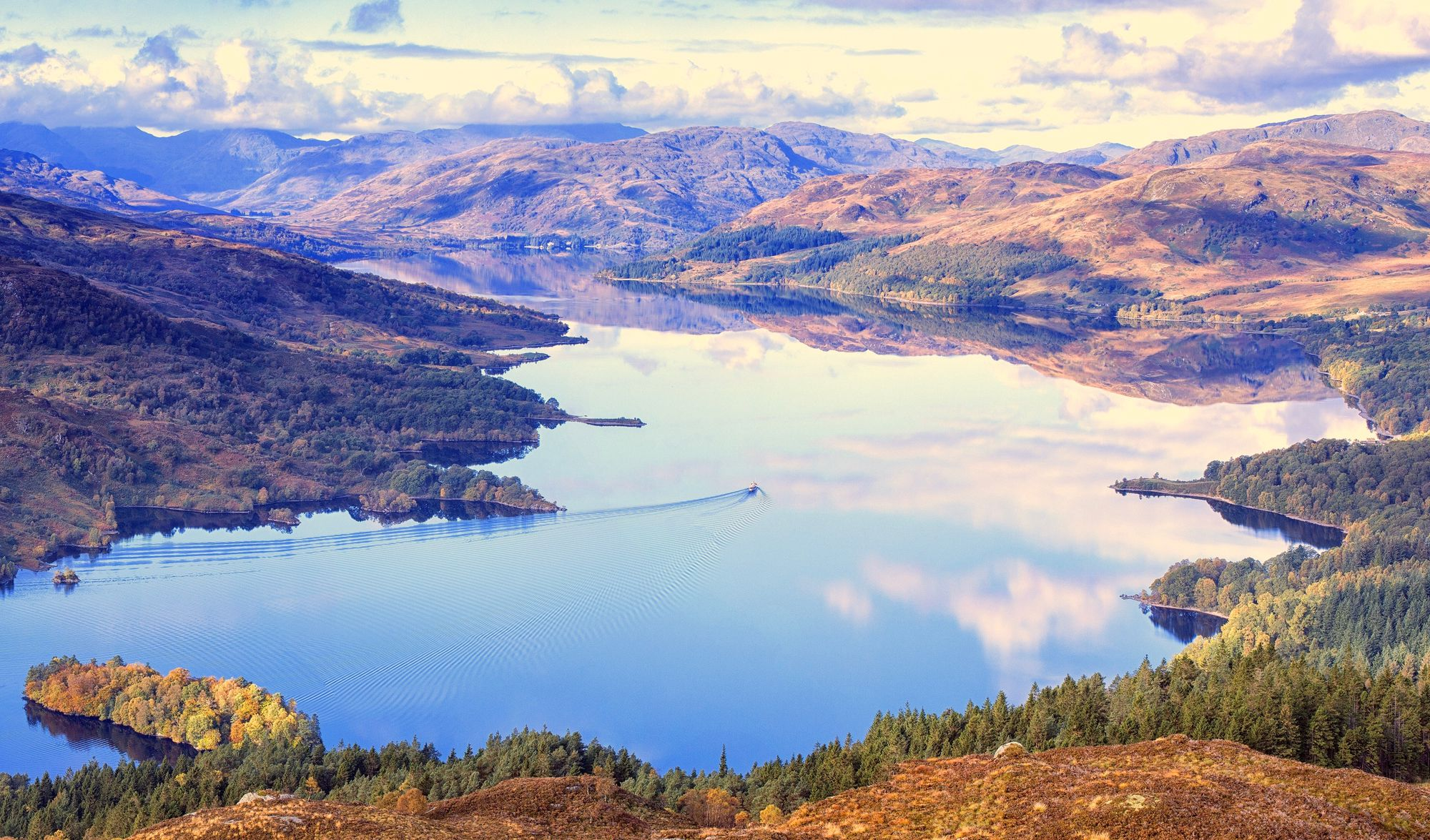 Glamping in Loch Lomond & The Trossachs National Park – Cool Camping